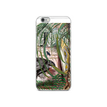 """Raven and the Mystical Door"" iPhone Case"