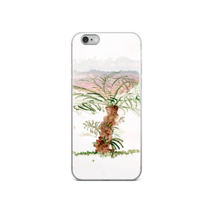"""Solo Bumpy Palm"" iPhone Case"