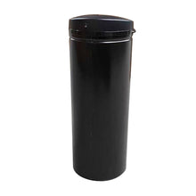 Load image into Gallery viewer, Sensor Bin 50L Black Stainless Steel Rubbish Bins Motion Automatic