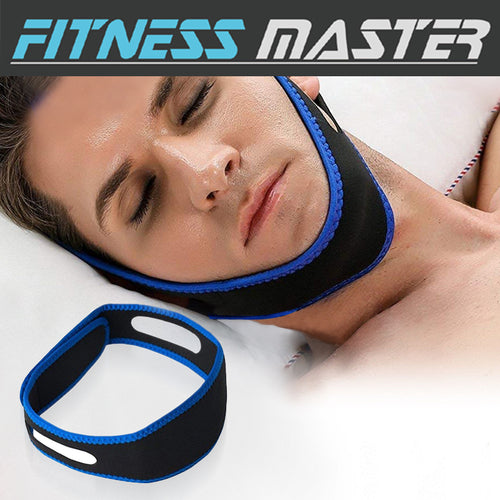 Stop Snoring Chin Strap Device Anti Snore Sleep Apnea Belt Solutions Jaw
