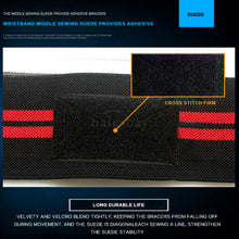 Load image into Gallery viewer, Weight Lifting Gym Training Gloves Wrist Support Wrap Straps Grip Bar