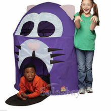 Load image into Gallery viewer, Bazoongi Kids Brand And Hi-Q CAT HUT Play Tent  House 100% Spun-bonded