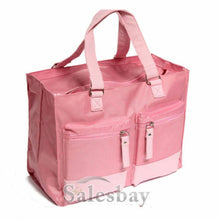 Load image into Gallery viewer, Baby Kingdom Mummy Bag Nappy Travel Handbag Changing Diaper Pink Color
