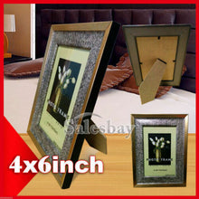 "Load image into Gallery viewer, 6 x Picture Wooden Photo Frame Frames 4""x6"" Wholesale Bulk Lots"