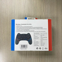 Load image into Gallery viewer, For Nintendo Switch Pro Wireless Controller Bluetooth Game Gamepads Controller