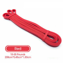 Load image into Gallery viewer, Set of Heavy Duty Resistance Band Loop GYM Workout Fitness Power Home Exercise