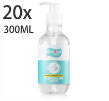 Load image into Gallery viewer, 20x 300ML Instant Hand Sanitizer Sanitiser Gel Pump Alcohol 75% Ethanol Base -Kills 99.99% Germs