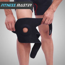 Load image into Gallery viewer, Sport Adjustable Knee Support Brace Protector Strap Compression Sleeve Gym Pad