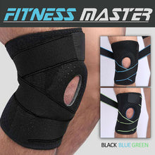 Load image into Gallery viewer, Gel Silicone Knee Support Brace Compression Strap Arthritis Pad Pain Relief