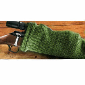 "Hunting 3X Gun Sock Cover Silicone Treated 52"" Rifle Shotgun Protection Bag Case"