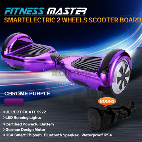 6.5inch Wheel Self Balancing Hoverboard Electric 2 Wheel Scooter Hover Board
