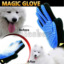 Load image into Gallery viewer, True Touch Cleaning Brush Pet Dog Cat Massage Silicone Hair Removal Magic Glove