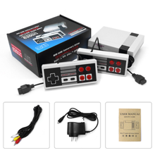 Load image into Gallery viewer, 620 Games Built-in Upgraded Mini Retro Video Game Console + 2 Controllers 8 Bit