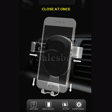 Load image into Gallery viewer, 360° Universal Phone Holder Car Windshield Mobile Mount Gravity Galaxy GPS