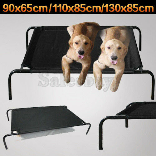 Heavy Duty Pet Dog Cat Bed Trampoline Hammock Cot cover
