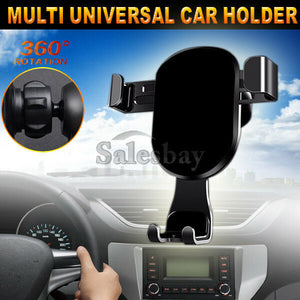 Universal Car Magnetic Holder Mount Vent Cradle iPhone Galaxy GPS Mobile Phone