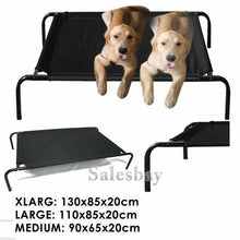 Load image into Gallery viewer, Heavy Duty Pet Dog Cat Bed Trampoline Hammock Cot Three Dimensions