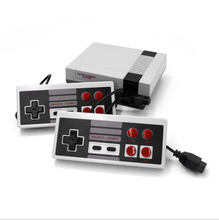 Load image into Gallery viewer, Upgraded Mini Retro Video Game Console + 2 Controllers 8 Bit 620 Games Built-in