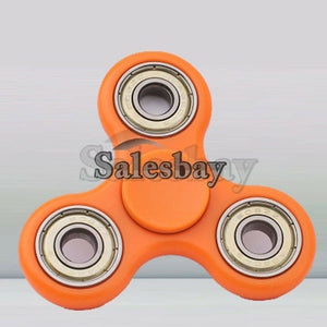 AU 3D Tri Spinner Fidget Hand Finger Pocket Figet Captain Focus Stress Toys Kids