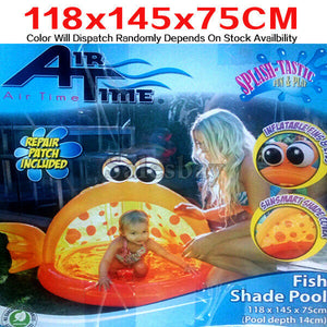 Airtime Inflatable Inflate Animal Kids Toy Floats Pool Toy Outdoor