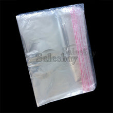 Load image into Gallery viewer, 100x Plastic Self Adhesive Opp Bag 2 Sizes Resealable Cello Seal Transparent