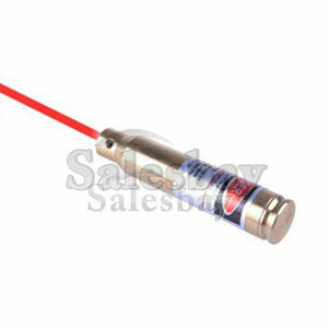 Hunting Bore Sighter .223 REM Cartridge Red Dot Laser Sight Boresighter