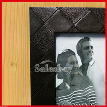 "Load image into Gallery viewer, 6 x Leather Bound Photo Frame 4""x6"" Wholesale Bulk Lots"