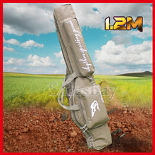 Load image into Gallery viewer, Hunting 1.2m Shooting Carry Case Shotgun Rifle Gun Slip Double Bag
