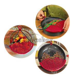Strainer Expandable Colander For Any Pot Pan Or Bowl Drying Rack