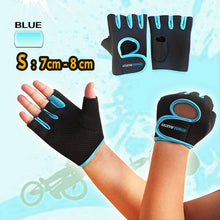 Load image into Gallery viewer, Premium Men Women Gym Gloves Cycling Weight Lifting Mittens  Fitness Support