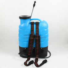 Load image into Gallery viewer, 12V 16L Electric Weed Sprayer Rechargeable Backpack Farm Garden Pump Spray