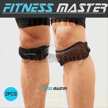 Load image into Gallery viewer, Knee Strap Patella Jumper GEL Runner Tennis Silicone Sports Brace Support Pad