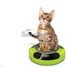 Load image into Gallery viewer, Kitty Teaser Pet Cat Scratcher Scratch Pad Save furniture and file long nails
