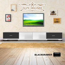 Load image into Gallery viewer, Wooden TV Stand Entertainment Unit Upto 150CM Cabinet Plasma LCD LED Lowline