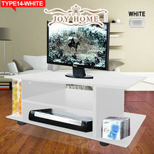 Load image into Gallery viewer, Wooden TV Stand Entertainment Side Cabinet Unit Storage Drawers Cabinet