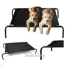 Load image into Gallery viewer, Large Size Heavy Duty Pet Dog Cat Bed Trampoline Hammock Cot  110x85cm