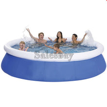 Load image into Gallery viewer, Airtime 300X76cm Air Inflatable Inflate Pool Toy Prompt Set Round