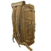 Load image into Gallery viewer, 55L Hiking Outdoor Rucksack Tactical Military Backpack Shoulder Sport Canvas Bag