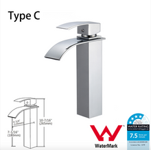 Load image into Gallery viewer, WELS Kitchen Bathroom Laundry Shower Water Basin Mixer Tap Vanity Sink Faucet -Type C