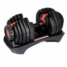 Load image into Gallery viewer, 24kg Adjustable Dumbbell Home GYM Exercise Equipment Weights Fitness Workout