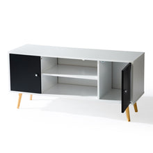 Load image into Gallery viewer, TV Stand Cabinet 116cm TV Cabinet Stand Entertainment Unit Storage Shelf