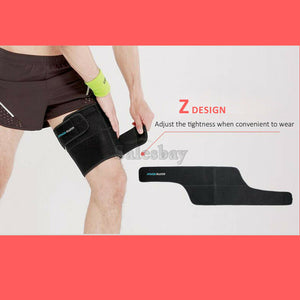 Groin Hamstring Thigh Support Brace Wrap Hip Leg Quad Compression Strain Bandage