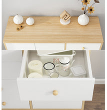 Load image into Gallery viewer, 100cm Buffet Sideboard Cabinet Storage Hallway Table Kitchen Cupboard Drawer Shoe