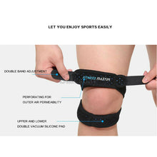 Load image into Gallery viewer, Adjustable Knee Strap Patella Arthritis Jumper GEL Sports Brace Support Pad