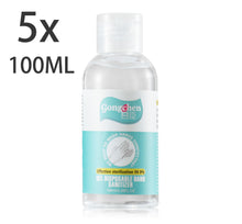 Load image into Gallery viewer, 100ML Instant Hand Sanitizer Sanitiser Gel Alcohol 75% Ethanol Base -Kills 99.99% Germs