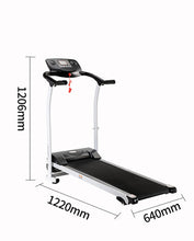 Load image into Gallery viewer, Folding Motorised Treadmill Walking Ultra Pulse Sensor Thin Silent Intended Slope Exercise