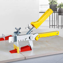 Load image into Gallery viewer, Tile Leveling System (1201) 1.5mm Clips Wedges Plier Spacer Tiling Tool Floor Wall