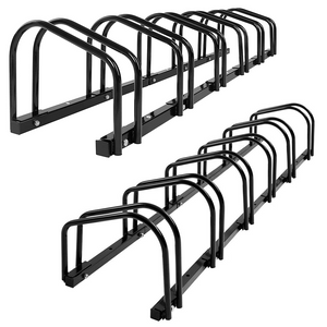 Upto 6 Bike Stand Bicycle Rack Storage Floor Parking Holder Cycling Portable Stands