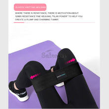 Load image into Gallery viewer, 3PCS Resistance Band Loop Fitness Gym Strength Exercise Legs Arms Booty Yoga
