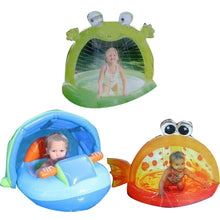 Load image into Gallery viewer, Airtime Inflatable Inflate Animal Kids Toy Floats Pool Toy Outdoor
